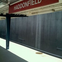 Photo taken at PATCO: Haddonfield Station by Mike C. on 5/30/2011