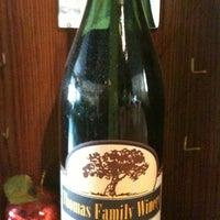 Photo taken at Thomas Family Winery by Scott M. on 7/25/2011