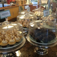 Photo taken at Sweetness Bake Shop & Cafe by Faby P. on 11/13/2011