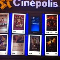 Photo taken at Cinépolis by Tob@r@ S@n on 9/3/2012