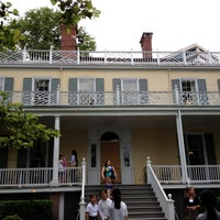 Photo taken at Gracie Mansion by Cara R. on 6/19/2012