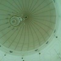Photo taken at Masjid At-Taqwa by anuarnordin on 9/12/2011