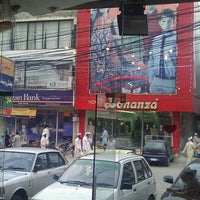 Photo taken at Bank Road Saddar by Mani B. on 10/7/2011
