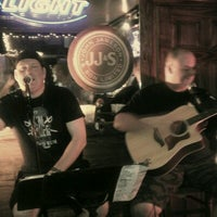 Photo taken at Nobles Bar & Grill by Leslie K. on 7/2/2012