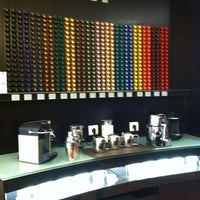 Photo taken at Nespresso Boutique by Sandrine R. on 8/18/2011
