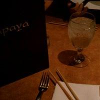 Photo taken at Papaya by Sandy B. on 5/3/2011