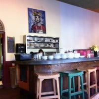 Photo taken at Macrina Bakery by Daniel S. on 5/11/2012