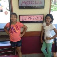 Photo taken at Dunkin' Donuts by Daniella Veras @. on 8/21/2012