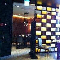 Photo taken at Grand Ambassador Hotel by Isidoro P. on 5/11/2012