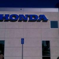 Photo taken at Spreen Honda by Karmyn's K. on 2/23/2012