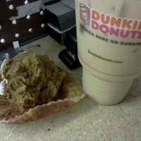 Photo taken at Dunkin' Donuts by Mary D. on 11/2/2011