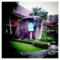 Photo taken at A'Famosa Resort by iskandar a. on 6/21/2012
