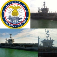Photo taken at Naval Air Station North Island by Andy T. on 9/4/2012
