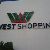 Photo taken at West Shopping by Rafael D. on 8/13/2012