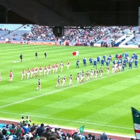 Photo taken at Croke Park by Kevin H. on 4/29/2012