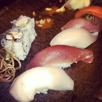 Photo taken at Barracuda Sushi by Brandy H. on 7/26/2012