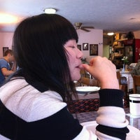 Photo taken at Esan Thai Restaurant by Jingya Y. on 4/28/2012