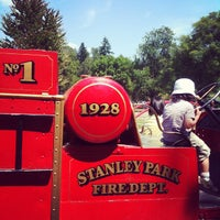 Photo taken at Stanley Park Children's Area by Jean-Louis V. on 7/14/2012