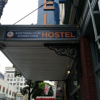 Photo taken at Hostelling International - San Francisco City Center Hostel by arkatPDA B. on 7/8/2012