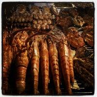 Photo taken at Pasar Malam Sinsuran (Night Market) by Mohd F. on 6/11/2012