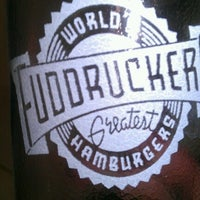 Photo taken at Fuddruckers by Josh D. on 8/14/2012