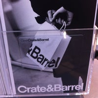 Photo taken at Crate & Barrel Outlet by Vinh L. on 8/25/2012