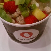 Photo taken at Red Mango by Kate V. on 5/17/2012