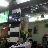 Photo taken at Kedai Kopi Bang Razali by Rio N. on 7/8/2012