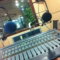 Photo taken at Televisa Radio by Pedro R. on 3/8/2012