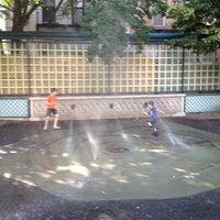 Photo taken at Vesuvio Playground by Brandt F. on 6/8/2012