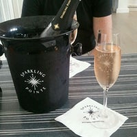 Photo taken at Sparkling Pointe Vineyards by Roslyn B. on 6/29/2012