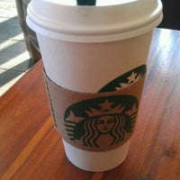 Photo taken at Starbucks by Jennifer R. on 3/3/2012