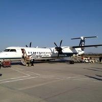 Photo taken at Roberts Field-Redmond Municipal Airport (RDM) by Jack D. on 8/15/2012
