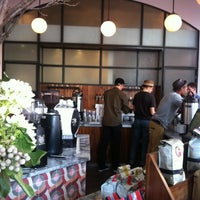 Photo taken at La Colombe Torrefaction by Juston P. on 4/30/2012