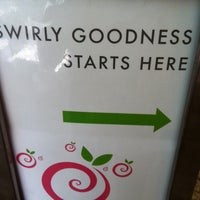 Photo taken at Pinkberry by CAADI D. on 3/24/2012