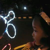 Photo taken at Taman Kota Wonosari by Anief W. on 6/3/2012