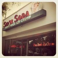 Photo taken at Sip N' Soda by Tina G. on 8/28/2012