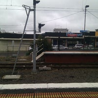 Photo taken at Ringwood Station by Tim on 2/27/2011