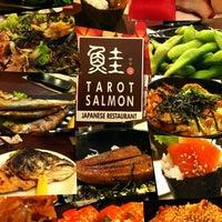 Photo taken at Tarot Salmon Japanese Restaurant by Jeffrey T. on 2/12/2011
