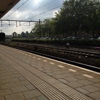 Photo taken at Station Oss by René H. on 8/9/2012