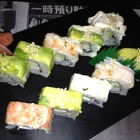 Photo taken at Sushi Itto by Kelly T. on 7/7/2012