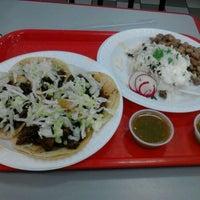 Photo taken at Tacos El Gavilan by Arley R. on 2/8/2012