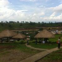Photo taken at Zoologico Joya Grande by Miguel B. on 9/17/2011