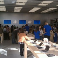 Photo taken at Apple Store, 4th Street by Robert T. on 10/29/2011