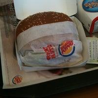 Photo taken at Burger King by Christina M. on 8/8/2012