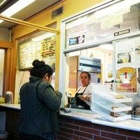 Photo taken at Al's Big Burger by Yuichi O. on 2/26/2012