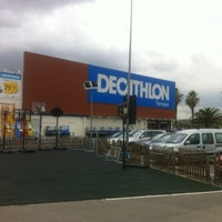 Photo taken at Decathlon by Marc N. on 7/6/2012
