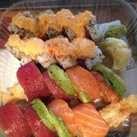 Photo taken at Nizi Sushi by Stephan D. on 3/21/2012