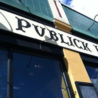 Photo taken at The Publick House by Patrick D. on 4/4/2012