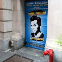 Photo taken at John Leguizamo's Ghetto Klown at Lyceum Theatre by Ed i. on 4/10/2011